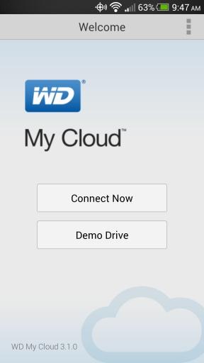 西部数据云存储截图2