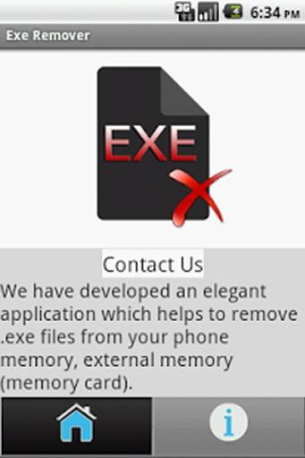 Virus EXE Remover截图5