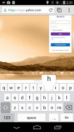 iPhone键盘的iOS7截图3