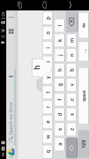 iPhone键盘的iOS7截图7