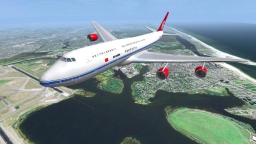 波音公司飞行模拟器2014