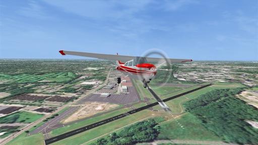 波音公司飞行模拟器2014截图2