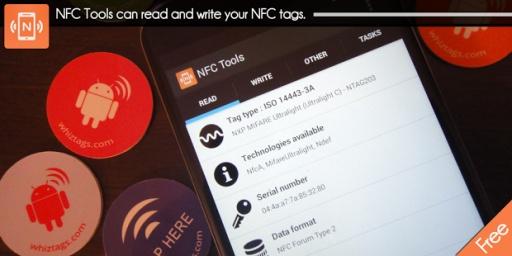 NFC Tools截图0