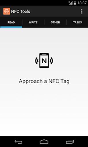 NFC Tools截图1