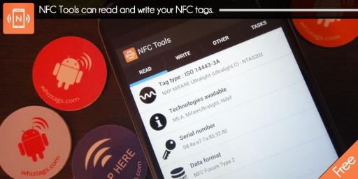 NFC Tools截图7