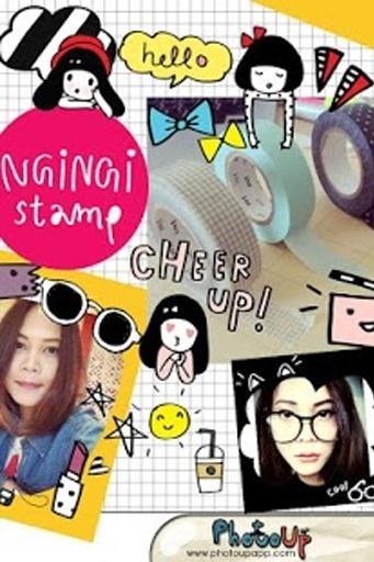 NgiNgi的照相贴纸截图7