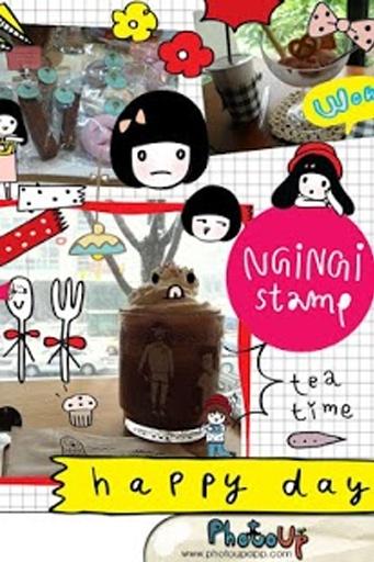 NgiNgi的照相贴纸截图8