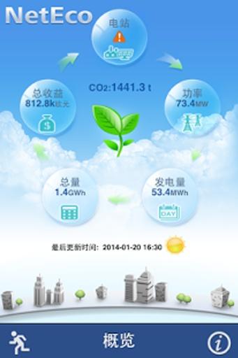 华为 NetEco(中文)截图3