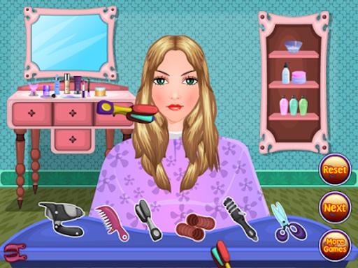 美发化妆游戏
