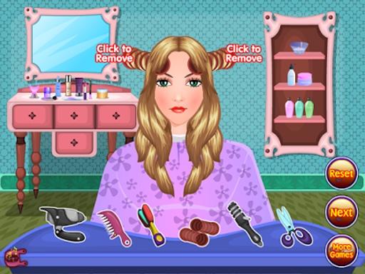 美发化妆游戏截图5