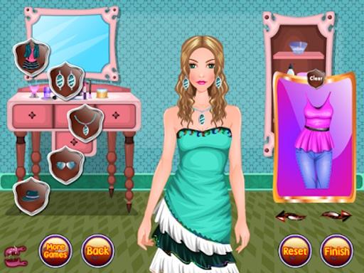 美发化妆游戏截图8