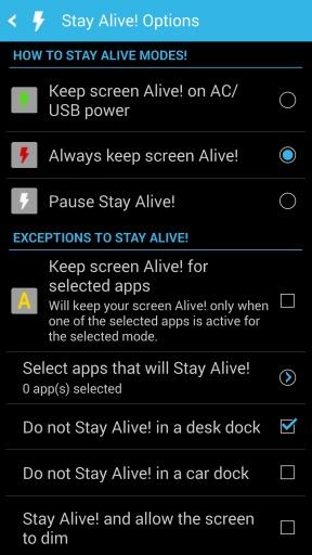 玩工具App|保持屏幕唤醒免費|APP試玩