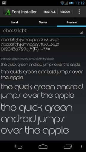 【免費工具App】字体安装器-APP點子