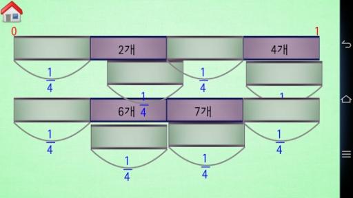 [스마트수학]초등학교 6학년 분수의 나눗셈截图3