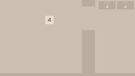 【免費動作App】Flappy48-APP點子