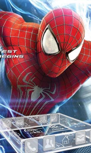 超凡蜘蛛侠2-宝软3D主题截图1