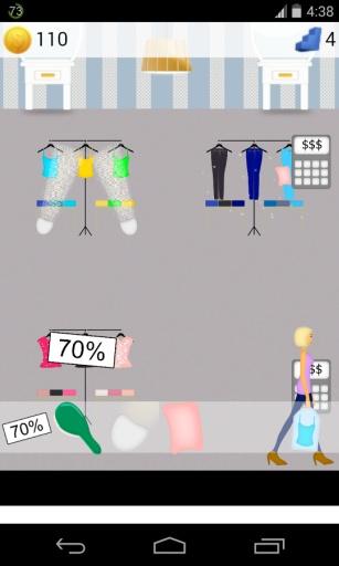 服装店游戏截图2