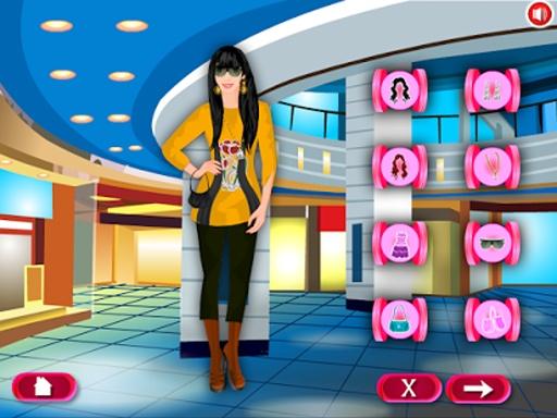 商城购物换装游戏截图1