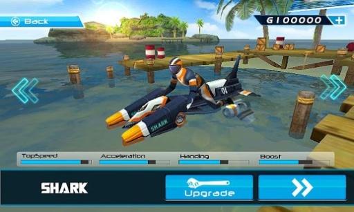 激流赛艇3D