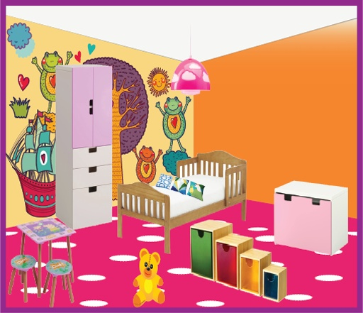 家居装饰游戏截图9