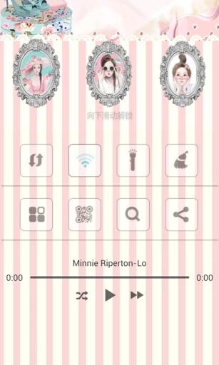 工具必備免費app推薦 可爱girl主题专属密码锁屏線上免付費app下載 3C達人阿輝的APP