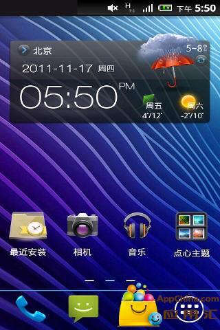 Android 4.0主题桌面(安卓桌面主题壁纸软件)