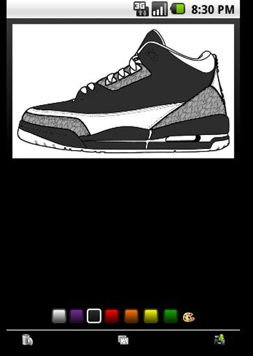 Air Jordan coloring book下载 Air Jordan coloring book安卓版下载 Air Jordan coloring book 0.1手机版免费下载
