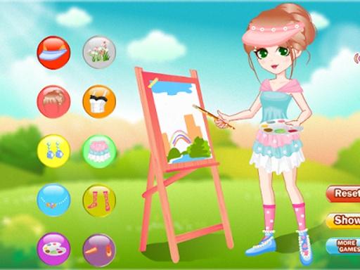 春天女孩游戏 9 - android(安卓)软件下载