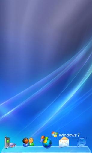 windows7-宝软3D主题