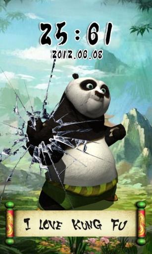 免費工具App|熊猫人之谜主题(锁屏桌面壁纸)|阿達玩APP