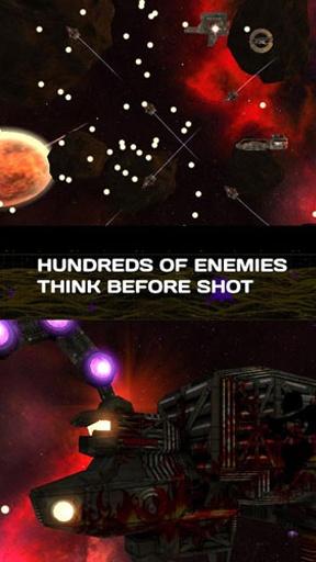 太空射击游戏截图2