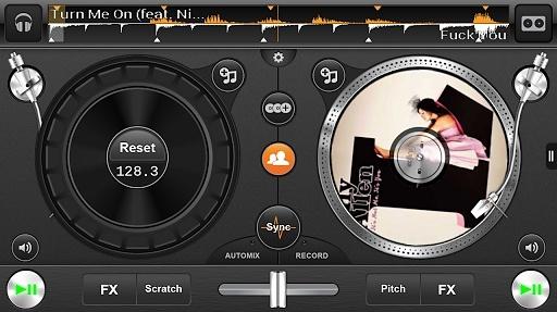 edjing Mix:DJ 音乐混音器截图1