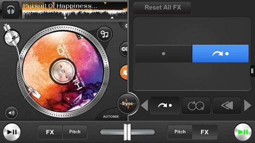 edjing Mix:DJ 音乐混音器截图2