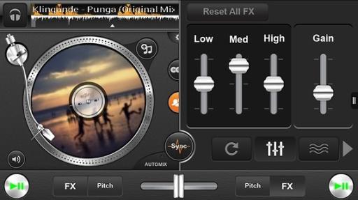 edjing Mix:DJ 音乐混音器截图4