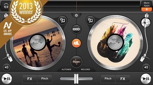 edjing Mix:DJ 音乐混音器截图6