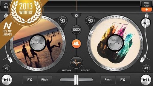 edjing Mix:DJ 音乐混音器截图7