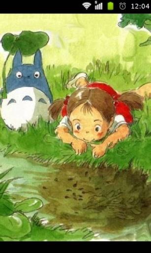 深受广大80后和90后所喜爱的宫崎骏动漫高清电脑