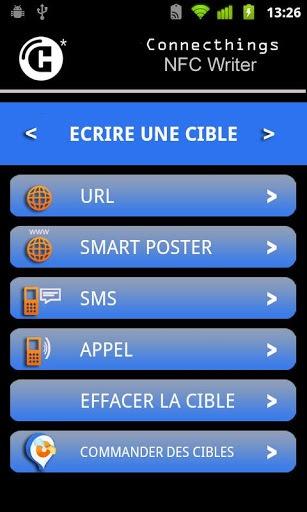 NFC Tag Reader/Writer截图1