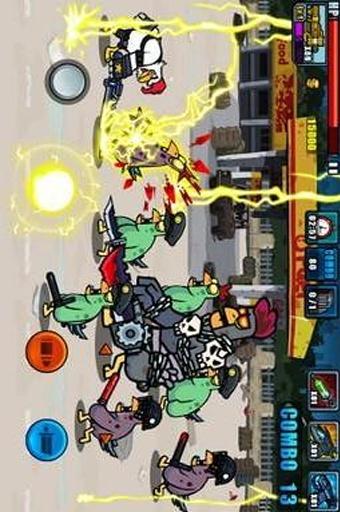 公鸡战士:僵尸猎手截图1