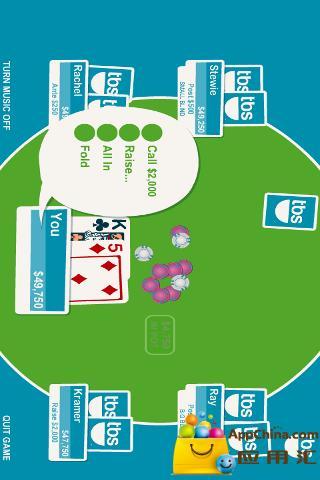 德州扑克|玩棋類遊戲App免費|玩APPs