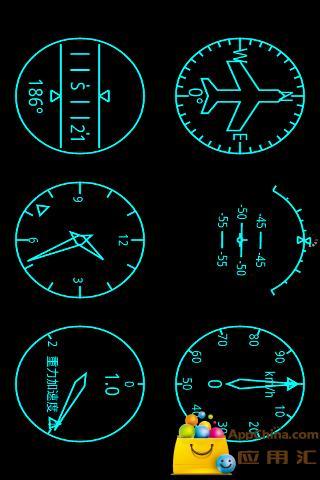 车载仪表盘是一款包含车速