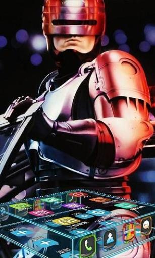 机械战警2-宝软3D主题