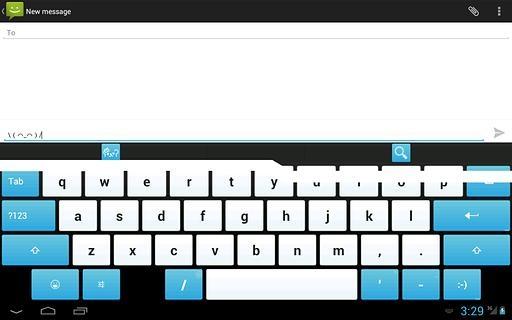 表情符號鍵盤