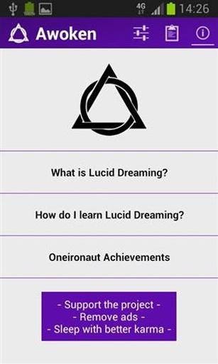 清醒梦工具截图4