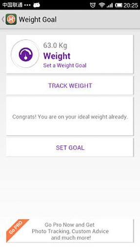 健康追踪HealthifyMe截图4