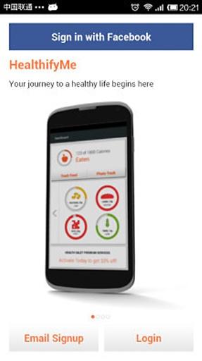 健康追踪HealthifyMe截图5