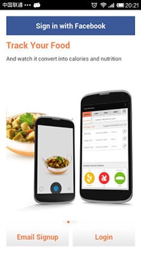 健康追踪HealthifyMe截图6