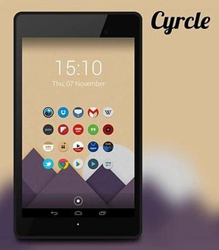 Cyrcle主题