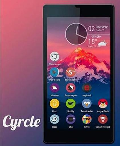 玩工具App Cyrcle主题免費 APP試玩