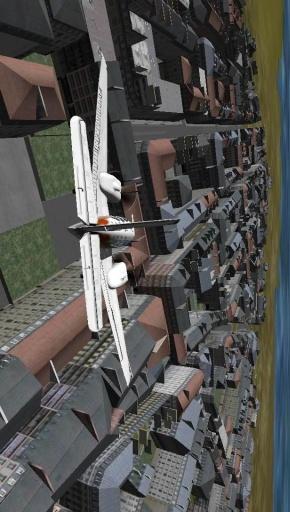 飞机三维飞行模拟截图3